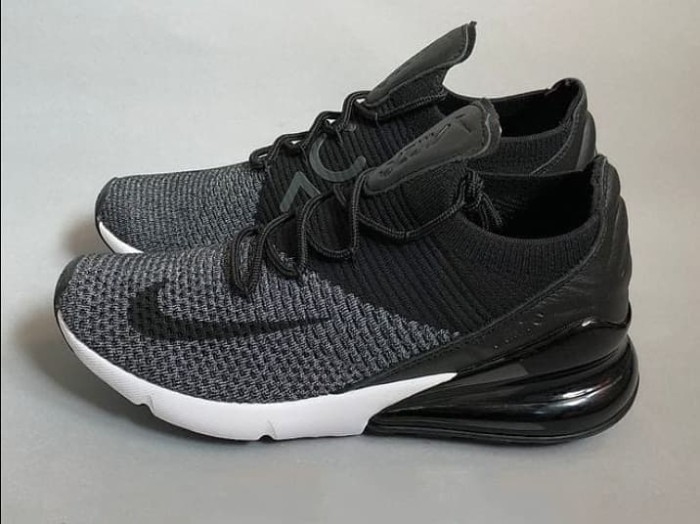 reputable site d57f1 2a8eb Jual Nike Air Max 270 Flyknit Oreo - Kab. Bogor - BenShoes Store | Tokopedia