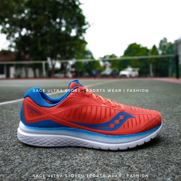 Jual Sepatu Lari Running Gym Shoes Saucony Kinvara 10 Original ... 056d510c30