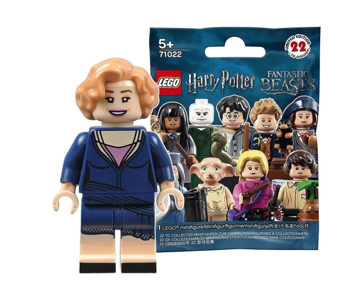 #20 71022 New Queenie Goldstein Minifigures Lego Harry Potter