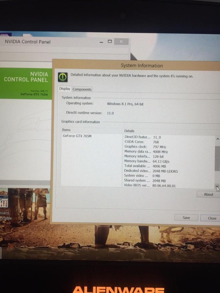 Jual Laptop Gaming Dell Alienware 14 Core I7 Gen 4 Nvidia GTX 765M!! - Kota  Batam - TangComputer | Tokopedia