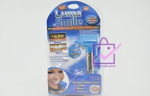Jual Top Produk Pemutih Gigi Luma Smile Teeth Polish Whitener