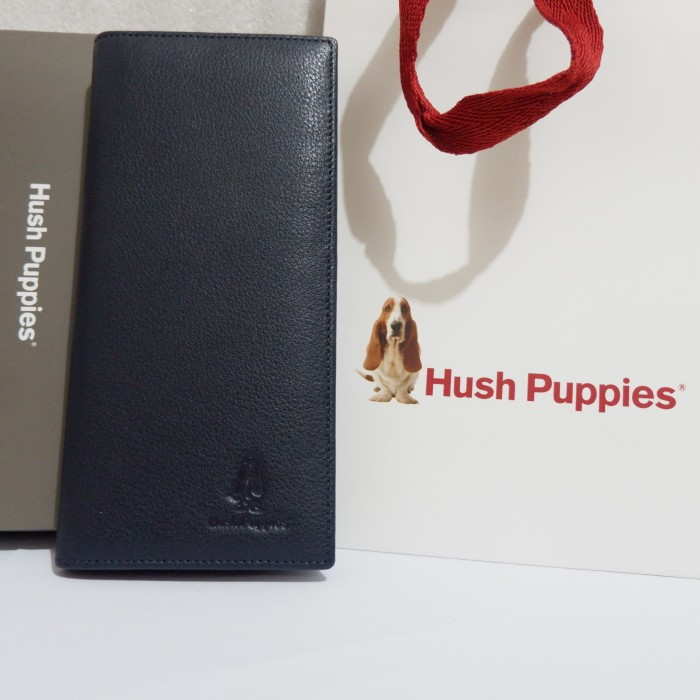Jual DOMPET PANJANG HUSH PUPPIES PRIA 100% ORIGINAL COUNTER KULIT ... b2f791021d