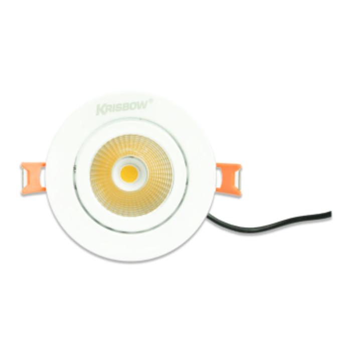 Jual Krisbow Lampu Led Adjustable 7 W 38d 3000k Kota Tangerang Zaara Store07 Tokopedia