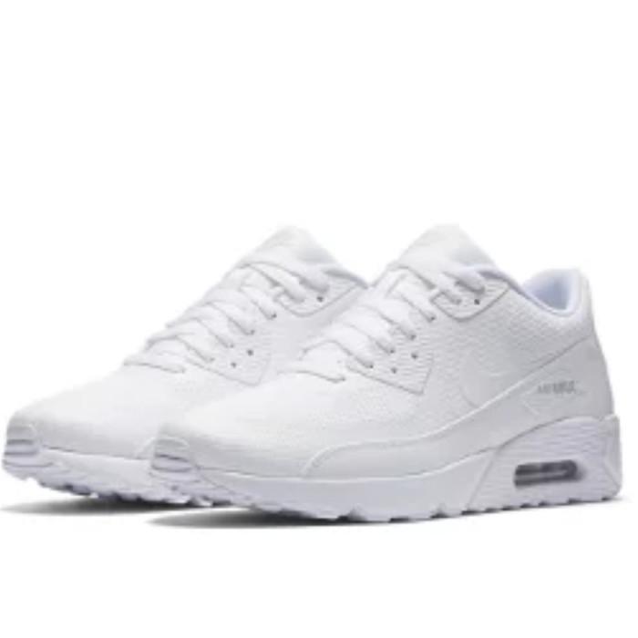 Jual Sepatu Sneakers Nike Air Max 90 Essential Triple White