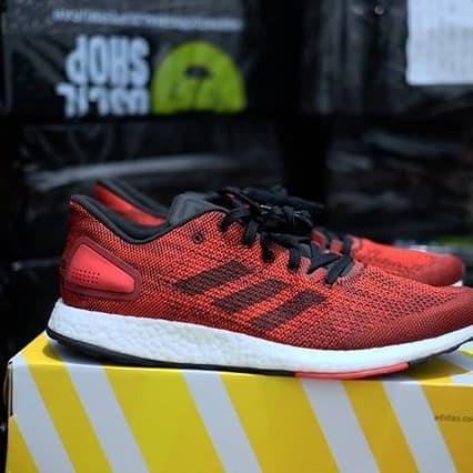 fcdbb56e1be62 Jual adidas pureboost dpr red crimson original - Kota Administrasi ...