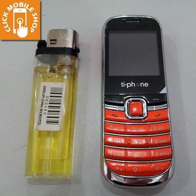 *TERBARU* TiPhone T20 (HP Sebesar Korek Api) mini mungil unik