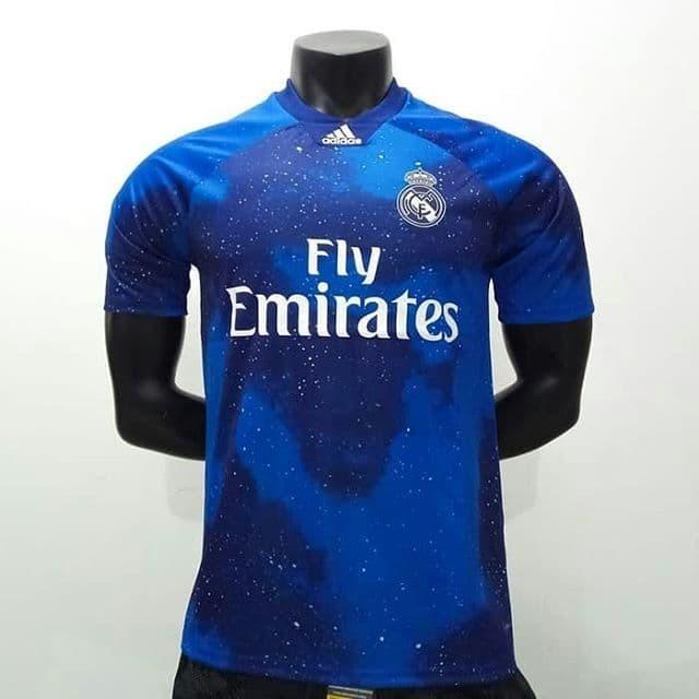 sports shoes fbf3a fa7a5 Jual Jersey Real Madrid 4th 2019/2020 EA Sports Edition Grade Original -  DKI Jakarta - Second Store One   Tokopedia