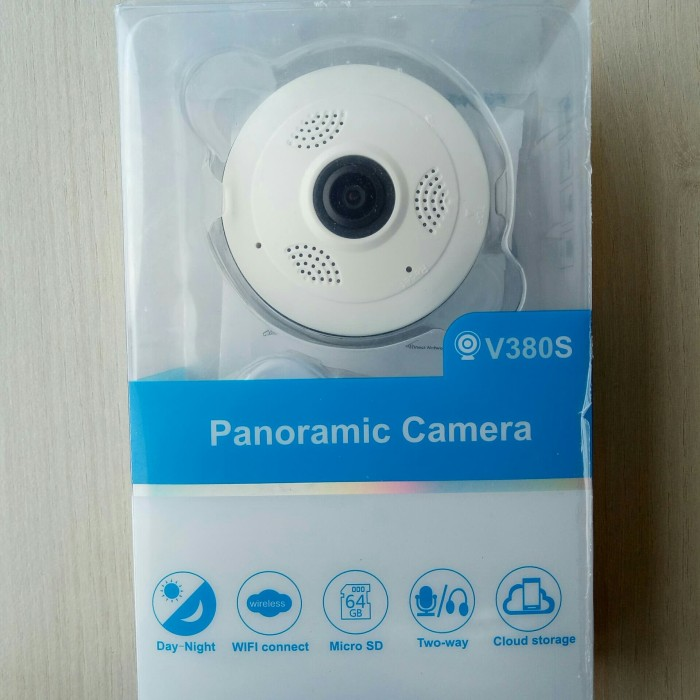 Panoramic Camera V380s Configuration - Collections Photos Camera