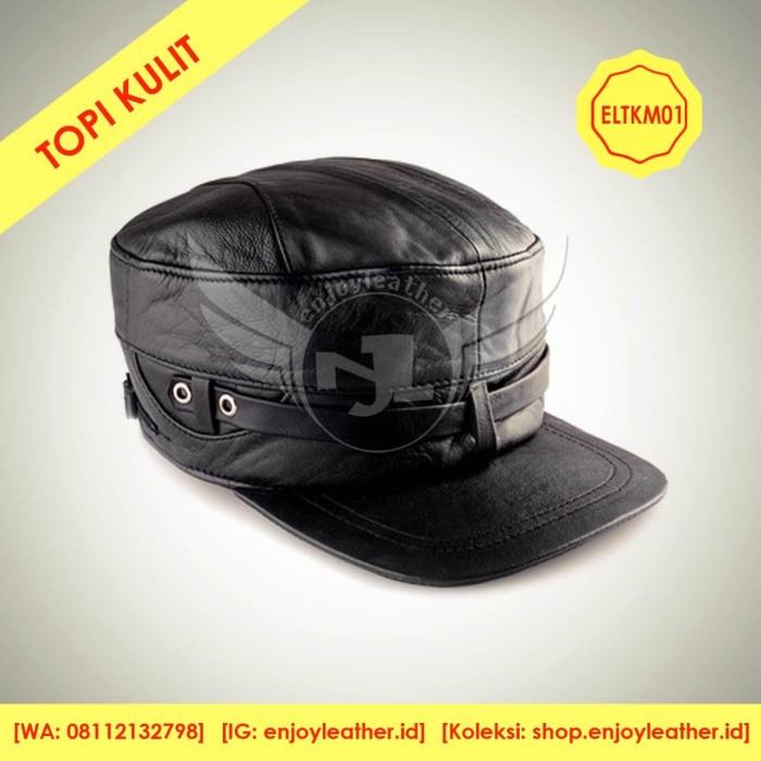 Topi Kulit Asli - Info Harga Terbaru dan Terlengkap fbfbeb4fd9