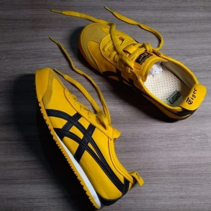 low priced 94eef d07e9 Jual SEPATU ASICS ONITSUKA TIGER MEXICO 66 YELLOW KILBIL PREMIUM QUALITY -  Imam Sport | Tokopedia