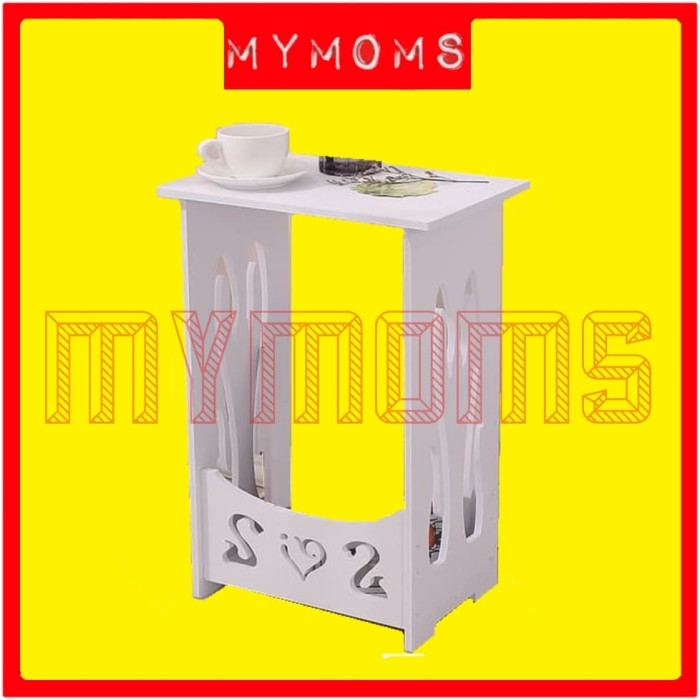 MH529B Coffee Table Meja Ngopi vintage MEGAHOME