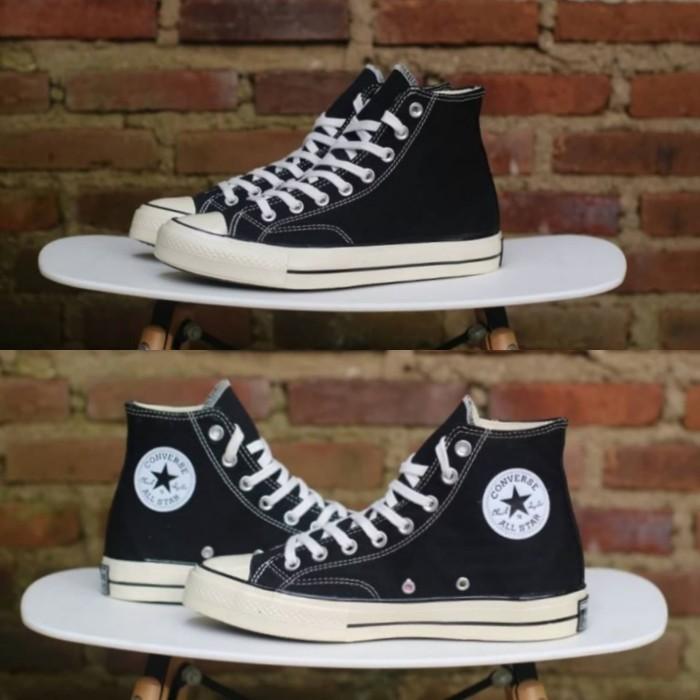 Sepatu Converse Chuck Taylor All Star 1970s 70s Black White Egret BNIB be257eda37