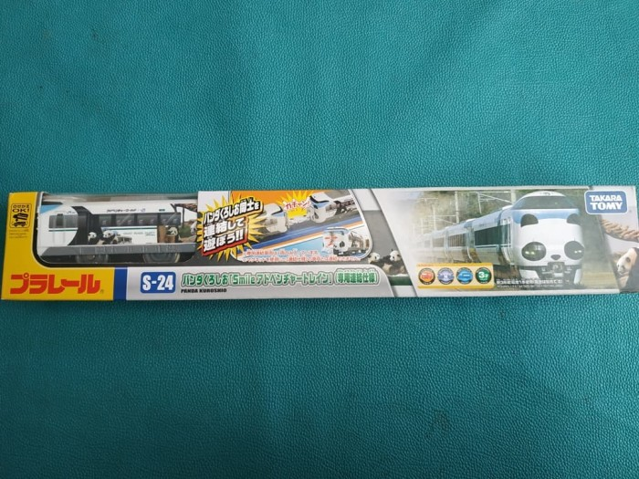 harga Takara tomy plarail s-24 panda kuroshio smile adventure train Tokopedia.com