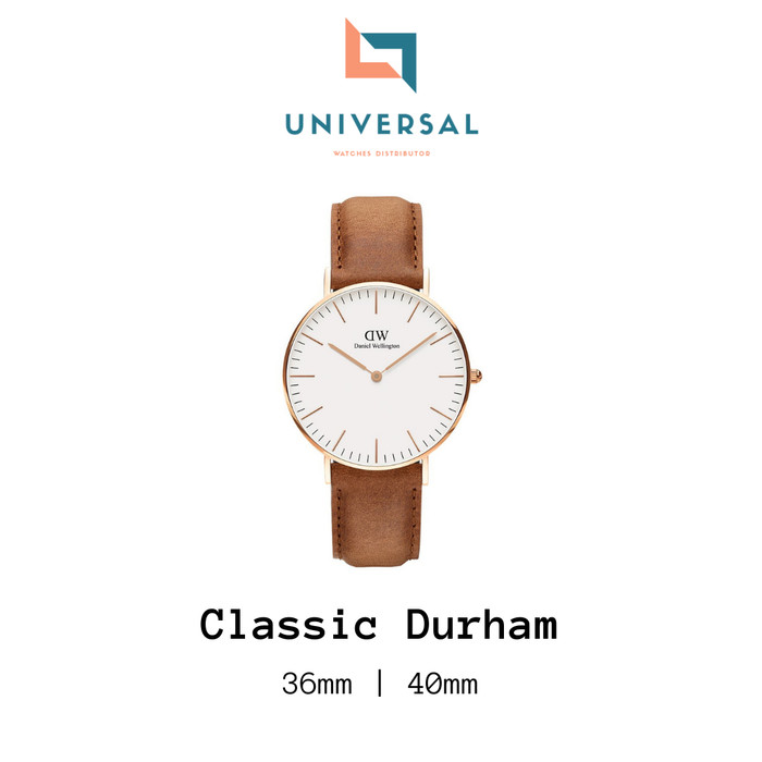 Jam Tangan Daniel Wellington Classic Durham