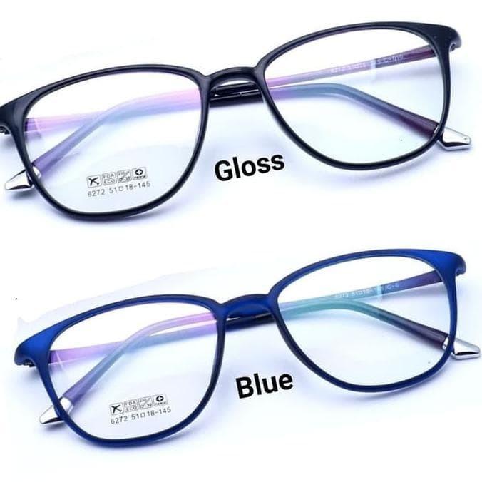 Jual Beli Frame Kacamata 6272 Kacamata Cewek Kacamata Korea - Janira ... c8d48e2e39