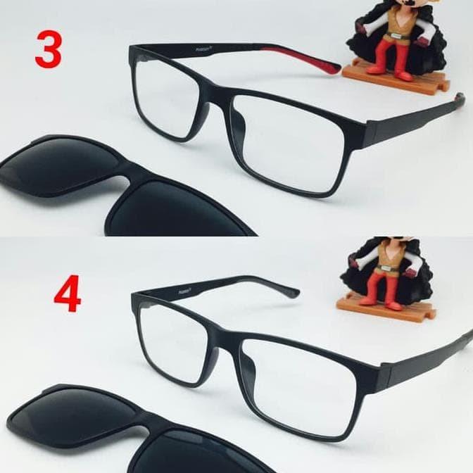 Jual Sale Frame Kacamata Clip On Kacamata Padisen 667 Kacamata ... 58f0aa448e