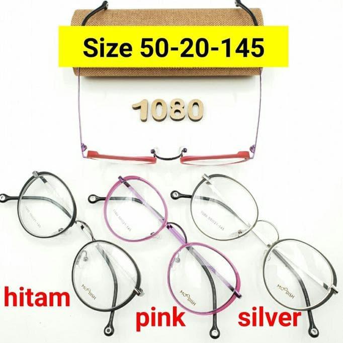 Jual New Frame Kacamata Modish 1080 Kacamata Original Kacamata Korea ... f08ea2599e