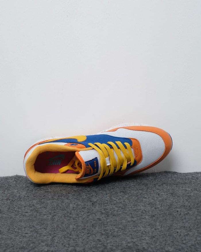 Jual Parra x Nike Air Max 1 Albert Heijn Orange Orange, 40 DKI Jakarta Chameleon Sneakers   Tokopedia