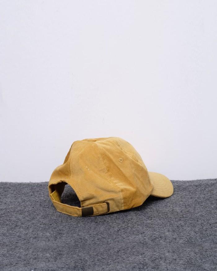 622ac7411a Jual Champion Classic Twill Strapback Dad Hat - Yellow - Chameleon ...