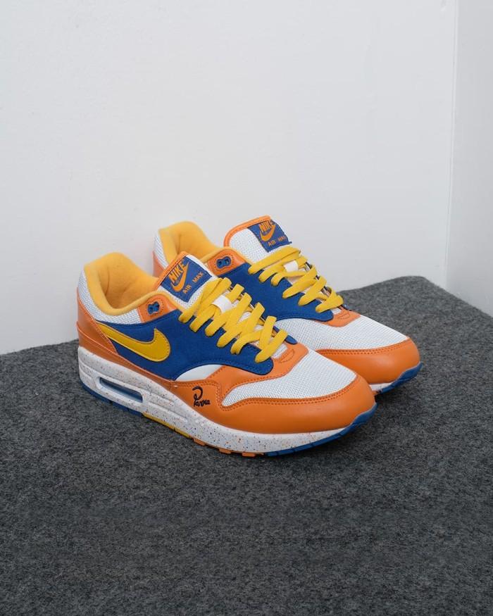 info for cf791 09ea9 Parra x Nike Air Max 1 Albert Heijn - Orange
