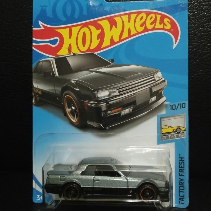 Jual Hotwheels 82 Nissan Skyline Gtr R30 Kota Medan Shopping