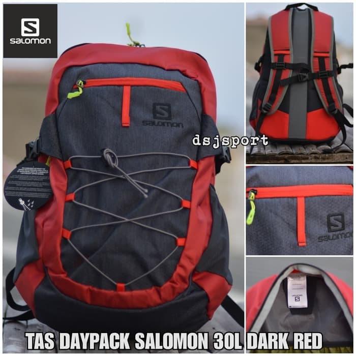Jual Gunung Skuad DAYPACK   BACKPACK   TAS CAMPING SALOMON - Gunung ... 020a61fdb6