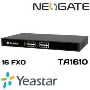 Jual FXO Gateway Yeastar TA1610 - DKI Jakarta - SOLUSI IP PBX | Tokopedia