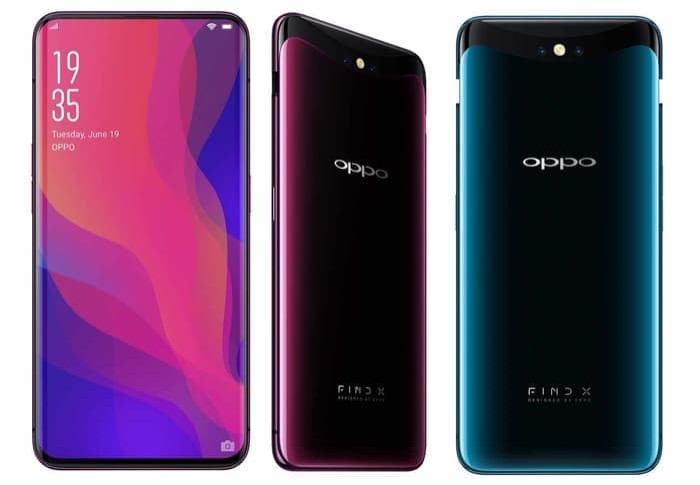 Jual Harga Promo Oppo Find X Cph1871 Ram 8 Gb Internal 256 Gb