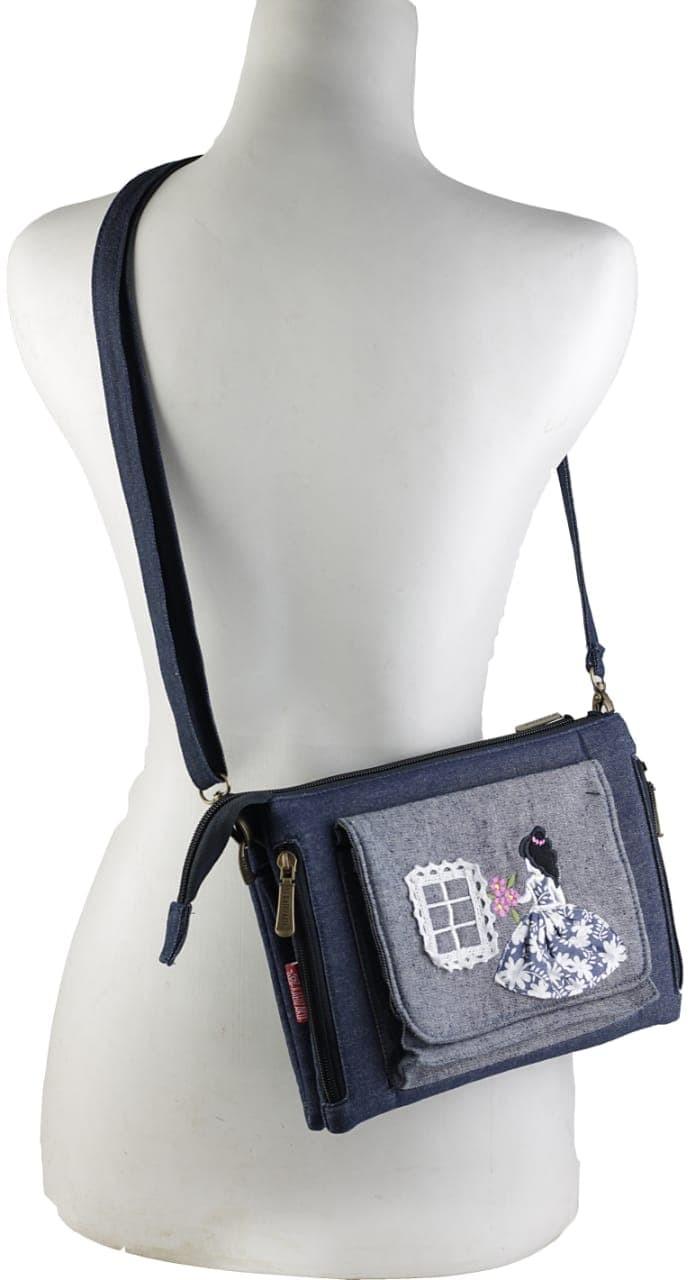 Tas Selempang Branded Kabizaku Twee Bag - Sling Bag Wanita Murah - Twimee 8387ea622b