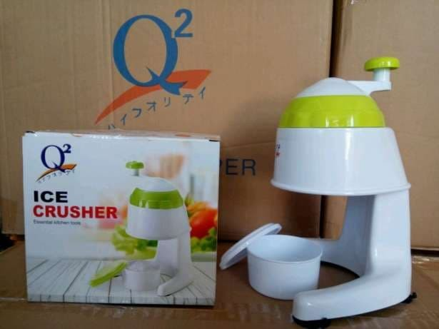 harga Q2 ice crusher manual alat serut es kepal Tokopedia.com