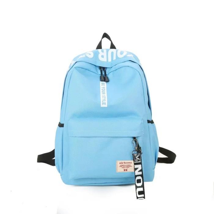 Jual Be Your Style Tas Ransel Backpack Korea Ransel ...