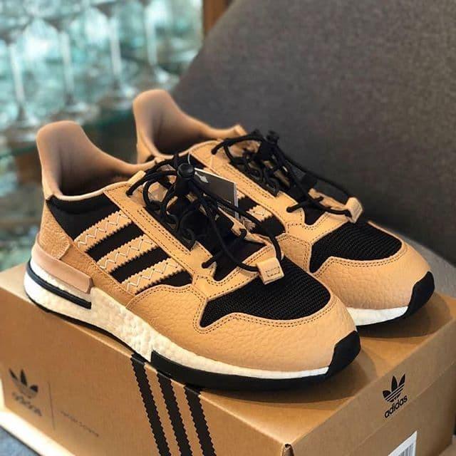 hot sale online 2787f e2597 Jual Hender Scheme x Adidas ZX 500 RM MT