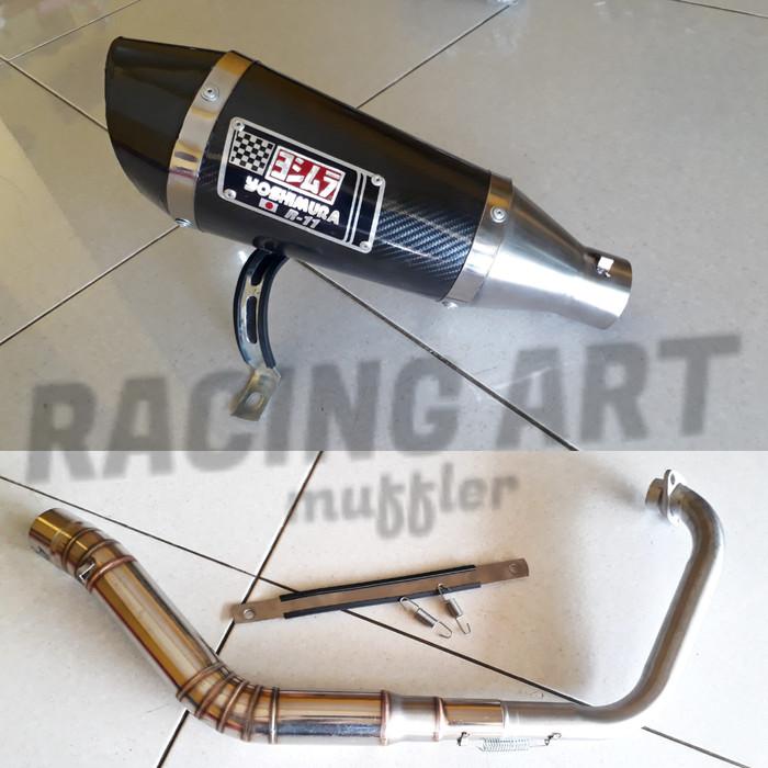 harga Knalpot racing yoshimura r11 150cc gsx150r vixion r15 cb150r xabre cbr Tokopedia.com