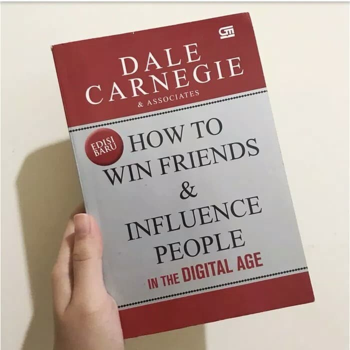 Jual Buku How To Win Friends & Influence People oleh Dale ...