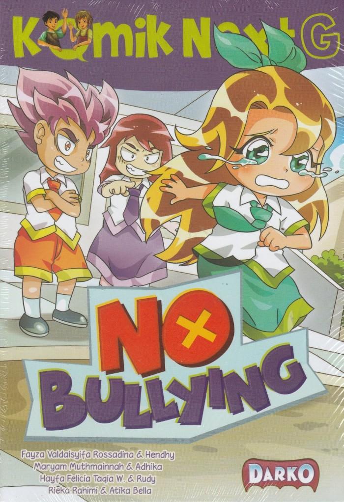 Jual Buku Komik Next G No Bullying Jakarta Barat Rizquna Online Store Tokopedia
