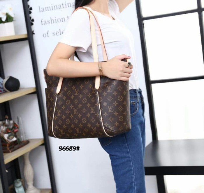 a99080b9db95 Jual LV Louis Vuitton Totally Bag👜  56689 - Monogram - collectionbyms