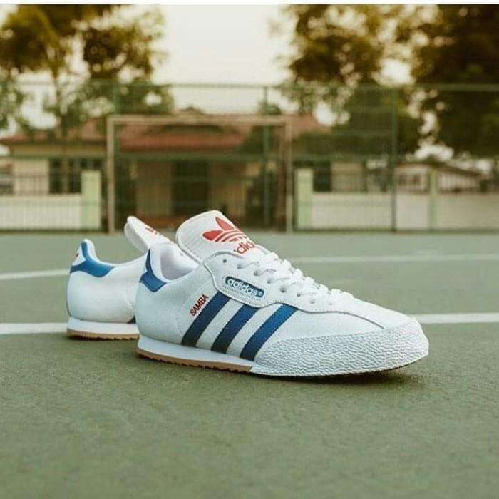 adidas samba super white