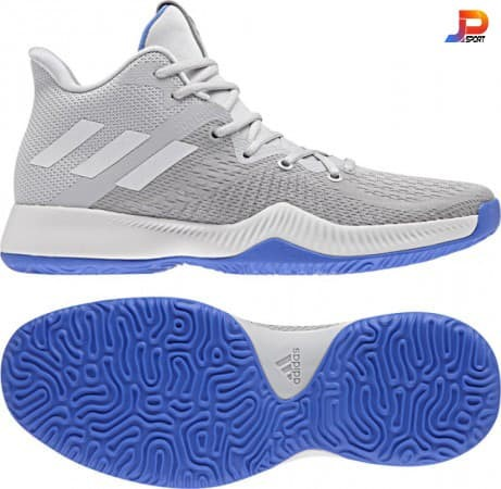 Jual adidas Mad Bounce Shoes Grey - Sportschuh  90cfc742b
