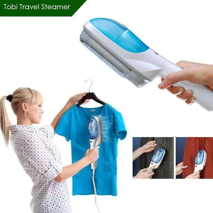 promo ORIGINAL Tobi travel steamer/ setrika uap tobi - Supplier