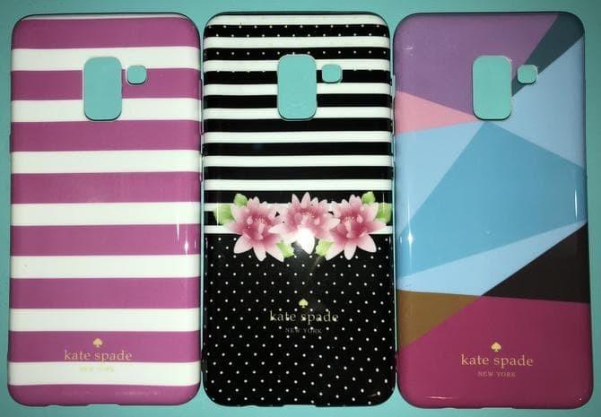 100% authentic 60c95 999a5 Jual promo asyik Fashion Case Kate Spade Samsung Galaxy A8 2018 /A8 Plus -  DKI Jakarta - diana firda   Tokopedia