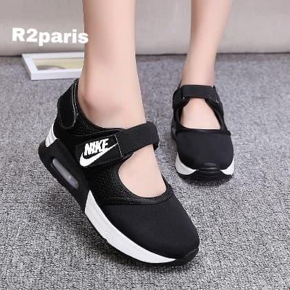 Jual Sepatu 3d Sneaker Casual Selop Cewek Sekolah Kuliah Pesta