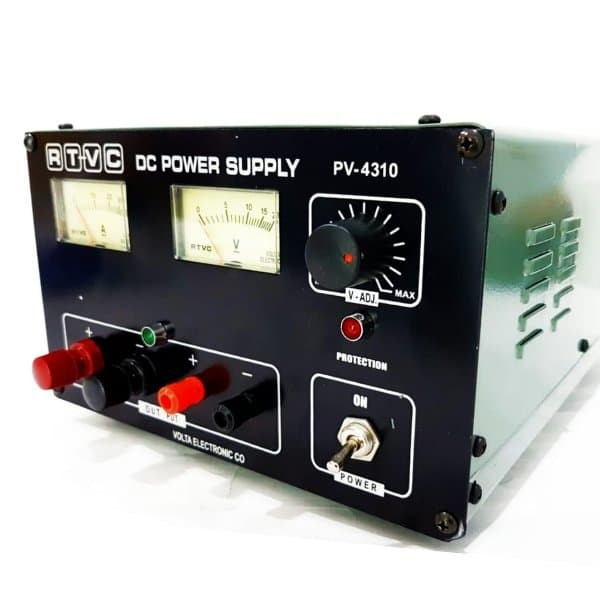 Power Supply RTVC 40A