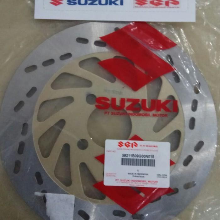 Foto Produk Piringan Cakram Depan Suzuki Spin dari aksibeli