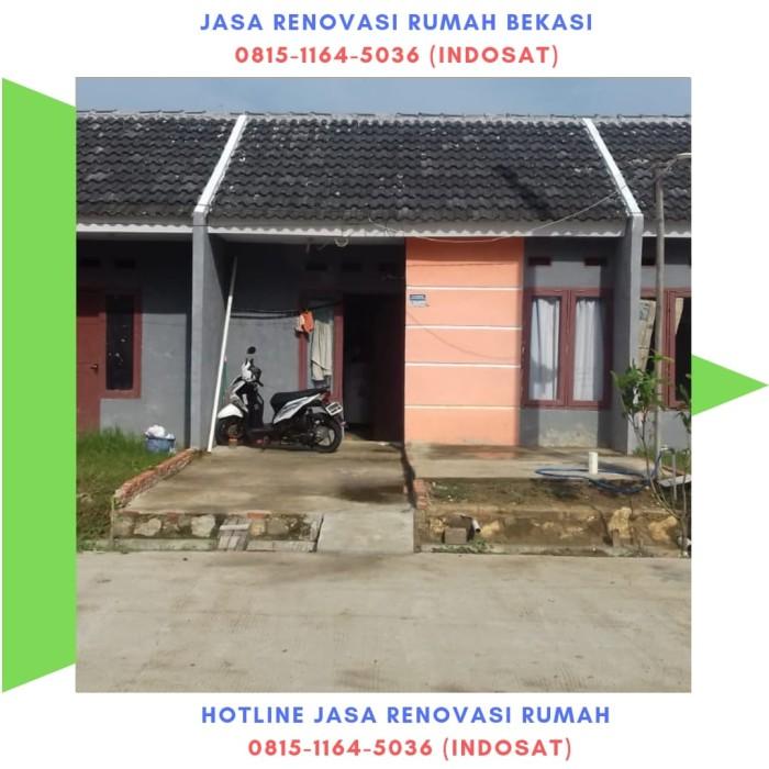 Jual Harga Renovasi Rumah Murah Di Bekasi Timur Wa 0815 1164 5036 Dki Jakarta Note Outlet Tokopedia