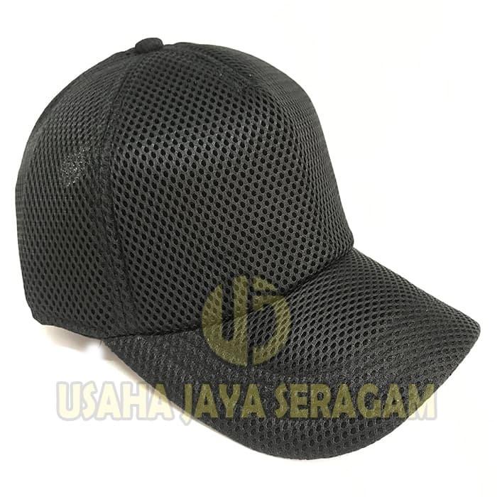 Jual Topi Security Satpam Outdoor Bahan Jala Polos tanpa bordiran ... dc74961d67