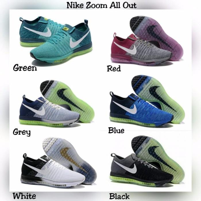 Jual Nike Zoom All Out Original Nike Original Sneakers Sepatu Nike ... 73a67e7a29
