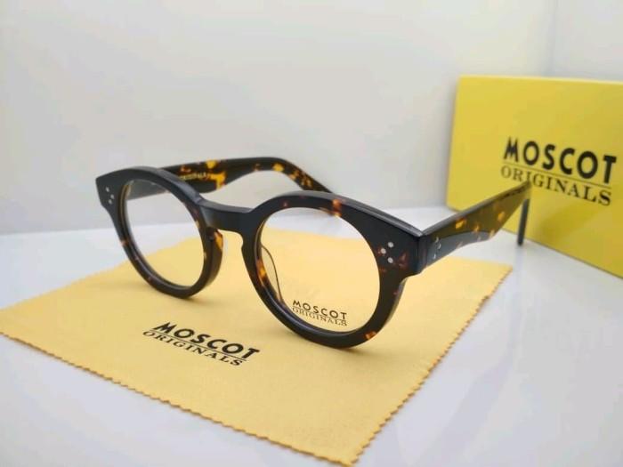 Jual frame kacamata pria wanita premium moscot grunya tortoise ... 7784b567bb
