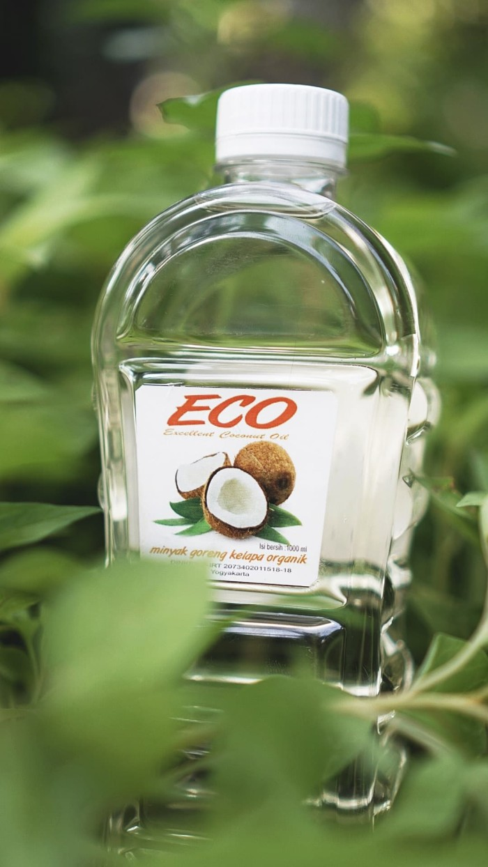 Foto Produk Minyak Kelapa Murni ECO dari cocofarma