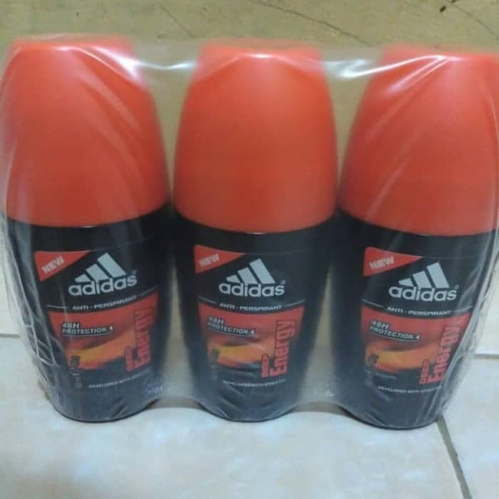 online store c975a de6e5 Adidas Pure Game 50ml Perspirant   Roll On Adidas   Deodorant Adidas