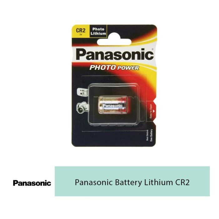 harga Panasonic battery lithium cr2 Tokopedia.com
